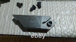 CO Swiss Made SIP 80534 Adjustable Boring Bar Cutter CARBIDE INSERT HOLDER