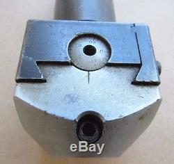 CRITERION MOD. 2 ADJUSTABLE BORING BAR TOOL HOLDER 1/2 FREE SHIPPING