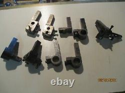 Cnc Lathe 3/4 Square Shank Drill/boring Bar Holder 1 & 1/2 Capacity