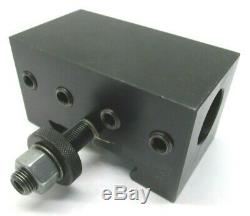 DORIAN D40CA-4-CNC QUICK-CHANGE 1-1/4 BORING BAR HOLDER 16 to 20 SWING