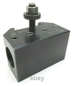 DORIAN QITP40-41-CNC QUICK-CHANGE 1-1/2 BORING BAR HOLDER 16 to 20 SWING