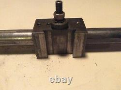 DTM Brand INDEXABLE BORING BAR Holder H100-B12A, USED