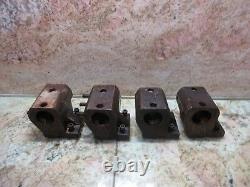 Daewoo Puma 10 Cnc Lathe 2 Inch Boring Bar Tool Holder Block. Lot Of 3 Pieces
