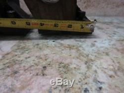 Daewoo Puma 10 Cnc Lathe 2 Inch Boring Bar Tool Holding Holder Block Tooling