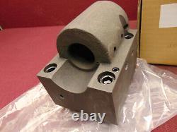 Dmg Mori T10101a07 1-1/2 Boring Bar Holder Turret Block Tooling Block Loc9231
