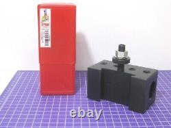 Dorian (73310101560) Series CA #4 HD Boring Bar Tool Post Holder D40CA-4-CNC