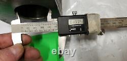 Dorian D60EA-4-CNC 2 Boring Bar Quick Change Tool Post Holder. Lot#9