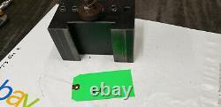 Dorian D60EA-4-SS 2 Boring Bar Quick Change Tool Post Holder. Lot#10