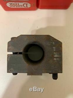 Dorian Msbh20-125 Boring Bar Tool Holder Block For Powerdex Lathe Turret