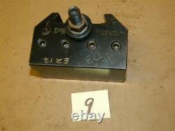Dorian QITP-40-41-CNC Lathe Quick Change Turning Tool Holder 1 1/2 Boring Bar