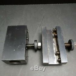 Dorian QITP50N 1-1/2 Boring Bar & D50DA Tool Holder Lathe Aloris DA Machinist
