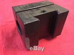 Dorian Quick Change 1-1/2 Dia Hvy Dty Boring Bar Tool Post Holder D35CXA-41-150
