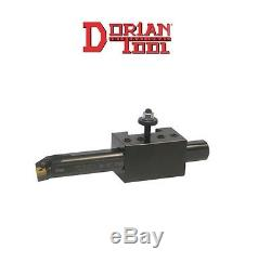 Dorian Quick Change Heavy Duty Boring Bar Tool Post Holder EA-4 NEW