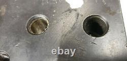 Dorian V60TC-4-CNC 2 Coolant Boring Bar Quick Change Tool Post Holder. Lot#12