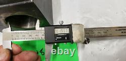 Dorian V60TC-4-CNC 2 Coolant Boring Bar Quick Change Tool Post Holder. Lot#8