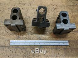 Double 1 boring bar tool holder for Nakamura Tome TW-10, TW-20 CNC lathe W1428
