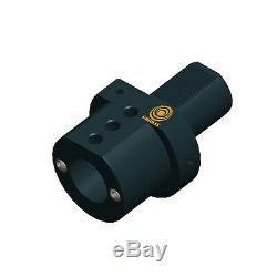 E2-40x10 VDI Boring Bar Holder withDual External Coolant D=40mm D1=3/8