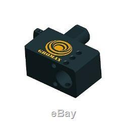 E2-50xB50-80. M VDI Boring Bar Holder withEXT Coolant D=50mm D1=50 mm