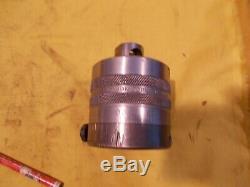 ERICKSON No. 50 TENTHSET BORING HEAD mill milling bar holder tool 2 1/2 OD