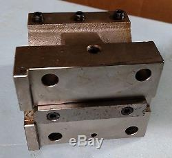 Eurotech Axial Boring Bar Holder, 1 1/4 Dia, Marchetti # 10.57.84.00 Rev 2