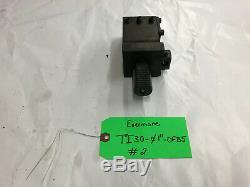 Evermore TI TI-30-1 -0F85VDI-30 Boring Bar tool Holder lot #2, X4 shelf