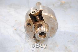 Flynn #35 A adjustable boring head 4.6 O. D. Vertical or horizontal bar holder