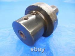GLOBAL CNC 51.4020 3/4 KK LATHE BORING BAR HOLDER 40mm SHANK DIA 67mm PROJECTION