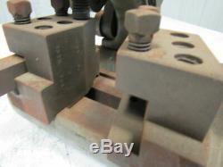 Gisholt 1501A Turret Lathe Bar Stock Tool Holder 1-3/4 Boring Bar