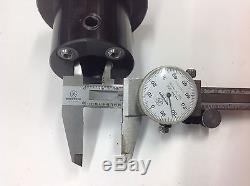 Global CNC 52.4025 Form E2 VDI Boring Bar Holder 40MM Shank x 1.00 ID. NEW