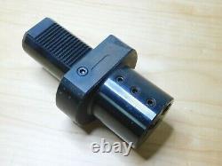 Global CNC Boring Bar Holder Dual External Coolant Flow VDI 1/2 E2 50mm 52.5012