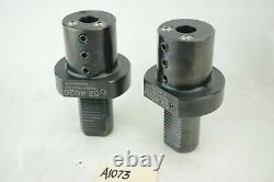 Global CNC HAAS BORING BAR HOLDER 3/4 VDI40 5/8-11 Shank Thread For E2 52.4020