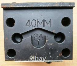 HAAS Bolt-On 40 mm ID Boring Bar Holder