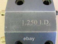 Haas 1.250 ID Cnc Turret Boring Bar Tool Holder