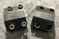 Haas BOT20ID-1.5. Boring Bar Holder (NEW). Plus a BOT20ID-1 (demo use only)