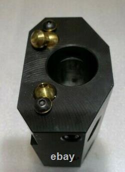 Haas No. Vb3024 Cnc Turret Boring Bar Tool Holder 1 1/4