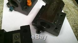 Hardinge CS-23 boring bar holders CS-32 tool holder cnc lathe lot 1-1/8 diameter