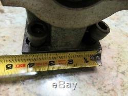 Hitachi 4ne-11 600 Cnc Lathe Turret Tool Holding Holder 2 Inch Boring Bar Block