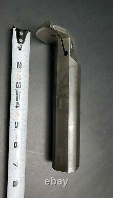 ISCAR 1½ Indexable Cut Grip Boring Bar GHIR-38.1-8 Grooving Holder Machinist