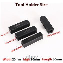 Indexable Boring Bar Boring Bar Lathe Boring Bar Set Carbide Insert Tool Holder