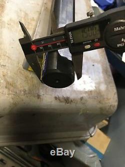 Iscar 1.5 Thread Boring Bar Threading Tool Holder SIR1500T16 Israel Metal Lathe