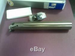 Iscar Ghir 25.4c-510 ID Grooving Boring Bar Insert Holder 1 Diameter 8 Long