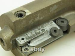 Kennametal 5097692/HSK63A Indexable End Mill Boring Bar Drill Tool Holder Cutter