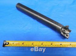 Kennametal A16 Mwlnr 4d Twin Cut Boring Bar Tool Holder 1 Dia Coolant Thru