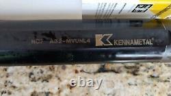 Kennametal A32mvunl4 Boring Bar/tool Holder. 2 Diameter