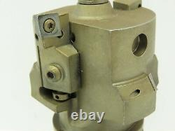 Kennametal CP2691434 Indexable Milling Boring Bar HSK63A Tool Holder Cutter RH