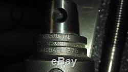 Kennametal KM40 Series 1BORING BAR Tool Holder KM40BAE16276 KM 40 QUICK CHANGE