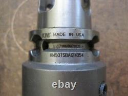 Kennametal KM50TSBA set of 3 KM50 1 1-1/4, 1-1/2 boring bar holders