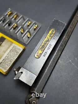 Kennametal Top Notch Tool Holder Boring Bar Threading Grooving Machinist Lathe