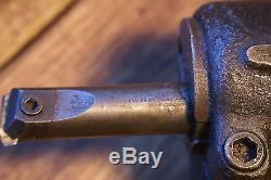 LOT 3 Everede Ecentric Boring Bar Holder + Bars 3/4 1 Sleeve Lathe No. #3