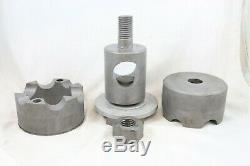 Large Armstrong Bros. Tool Co. Heavy Duty Boring Bar Holder For Lathe No. 4b
